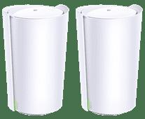 TP-Link Deco X90 2er-Pack Multiroom WiFi 6
