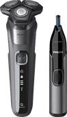 Philips Serie 5000 S5587 / 30 + Nasentrimmer