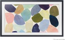 "Samsung Frame 55"" TV Rahmen Schwarz"