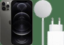 MagSafe-Ladepaket - Apple iPhone 12 Pro 128 GB Graphit