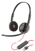 Poly Blackwire C3220 USB-A Office-Headset