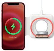 Apple Zweifaches Kabelloses MagSafe Ladegerät 15 W