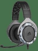Corsair HS60 Haptic Stereo und Bass Gaming-Headset Schwarz Tarnfarbe