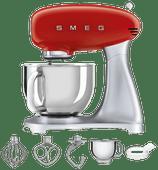 SMEG SMF02RDEU Rot