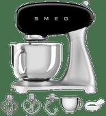 SMEG SMF02BLEU Schwarz