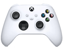 Xbox Series X en S Wireless Controller Robot Weiß