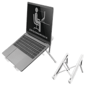 Neomounts by Newstar NSLS010 Faltbarer Laptopständer Silber