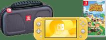 Spielset für unterwegs - Nintendo Switch Lite Gelb