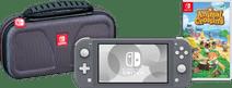 Spielset für unterwegs - Nintendo Switch Lite Grau