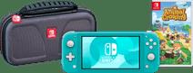 Spielset für unterwegs - Nintendo Switch Lite Türkis