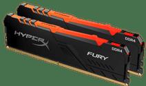 Kingston HyperX 32 GB 3.200 MHz DDR4 CL16 DIMM (Set mit 2) Fury RGB