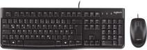 Logitech MK120 Tastatur und Maus QWERTZ
