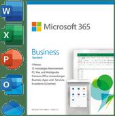 Microsoft Office 365 Business Premium Mac/Win 5 Nutzer 1 Jahr