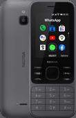 Nokia 6300 4G Grau