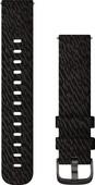 Garmin Nylonarmband Schwarz 20 mm