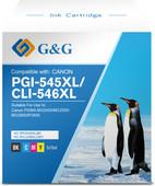 G & G PG-545XL / CL-546XL Patronen Kombipack