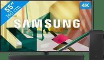 Samsung QLED GQ55Q70T + Soundbar