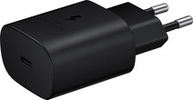 Samsung Ladegerät Ohne Kabel 25 W Super Fast Charging 2.0 / Power Delivery Schwarz