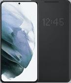 Samsung Galaxy S21 Plus 128 GB Schwarz 5G + Samsung Smart Led View Cover Schwarz