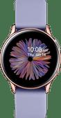 Samsung Galaxy Watch Active2 Roségold/Lila 40 mm Aluminium