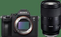 Sony A7 III + Tamron 28-75 mm f/2.8
