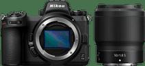 Nikon Z6 II + Nikkor Z 50 mm f/1.8