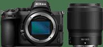 Nikon Z5 + Nikkor Z 50 mm f/1.8