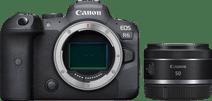 Canon EOS R6 + RF 50 mm f/1.8 STM