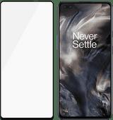 PanzerGlass Case Friendly OnePlus Nord Displayschutzfolie Glas Schwarz