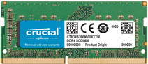 Crucial 32 GB 3.200 MHz DDR4-SODIMM (1 x 32 GB)