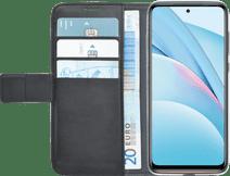 Azuri Wallet Xiaomi Mi 10T Lite Book Case Schwarz