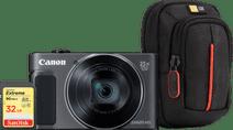 Canon-Starterset Powershot SX620 HS Schwarz