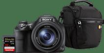Sony-Starterset CyberShot DSC-HX400V