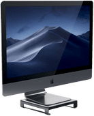 Satechi Aluminum iMac Monitorständer Hub Space Grey