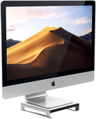 Satechi Aluminum iMac Monitorständer Hub Silber