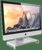 Satechi Slim Aluminium Monitorständer Silber