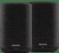 Denon Home 150 Doppelpack Schwarz