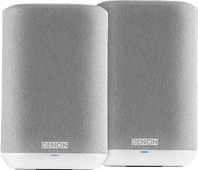 Denon Home 150 Doppelpack Weiß