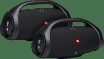 JBL Boombox 2 Doppelpack Schwarz