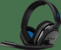 Astro A10 Gaming-Headset für PC, PS5, PS4, Xbox Series X|S, Xbox One ¿ Schwarz/Blau