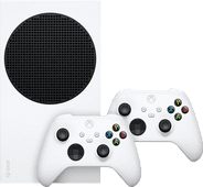 Xbox Series S + Xbox Series X & S Wireless Controller Roboter Weiß