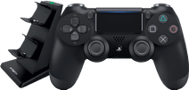 Sony DualShock 4 Controller + Bigben DualShock 4 Ladestation PS4
