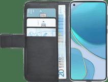 Azuri Wallet OnePlus 8T Book Case Schwarz