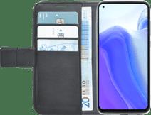 Azuri Wallet Xiaomi Mi 10T / 10T Pro Book Case Schwarz