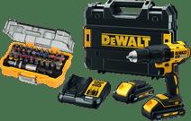 DeWalt DCD777L2T-QW + 32-teiliges Bit-Set