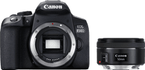 Canon EOS 850D + EF 50 mm f/1.8 STM
