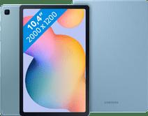 Samsung Galaxy Tab S6 Lite 64GB WLAN Blau + Samsung Buchhülle Blau