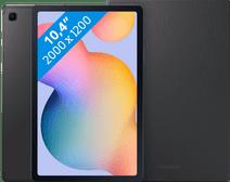 Samsung Galaxy Tab S6 Lite 128 GB WLAN Grau + Samsung Bookcase Grau