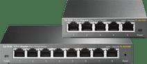TP-Link TL-SG108E + TP-Link TL-SG105E
