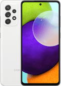 Samsung Galaxy A52 128 GB Weiß 4G